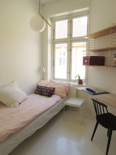 Room in central part of CPH close to everything.
