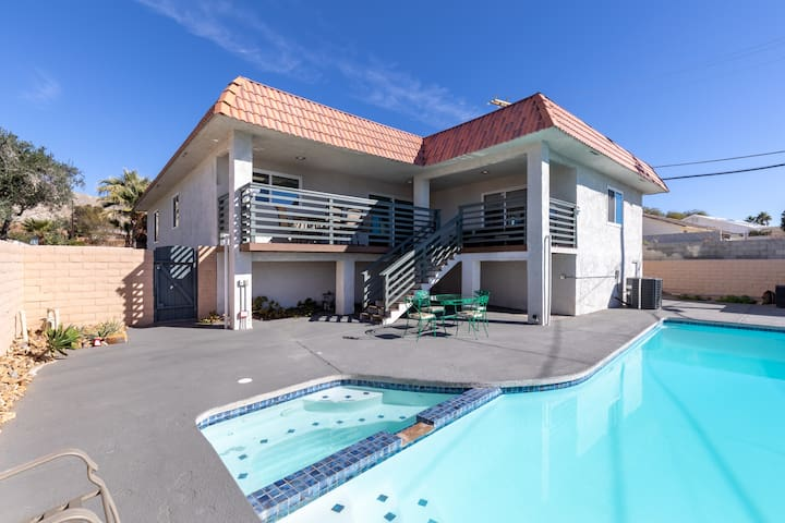 The Fun House - Desert Hot Springs