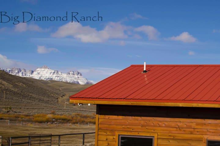 Deer Fawn Cabin, Big Diamond Ranch
