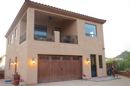 Beautiful Guest House in North Phx. - Phoenix - Leilighet
