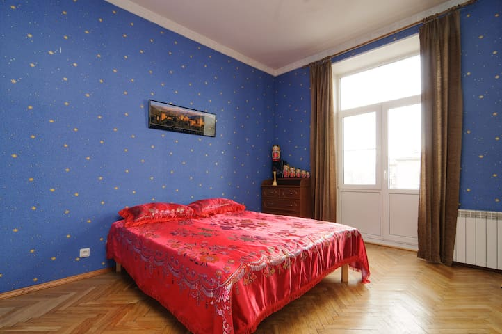 Convenient apartment near the center of the city - San Petersburgo