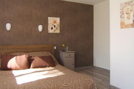 Le clos alberrtine nature room - Villeneuve-Tolosane