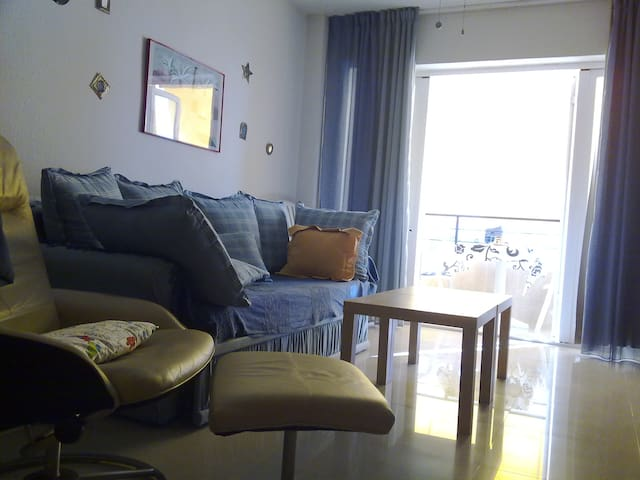 In front of the sea in La Caleta de - Málaga - Apartment