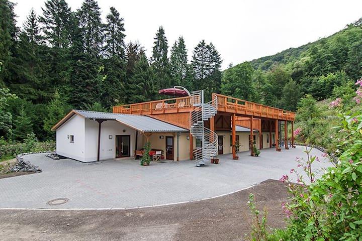 Haus Wildstein Apartment D1 - Traben-Trarbach - Appartement