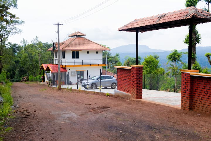 Suggi stay, 5KM from Somwarpet