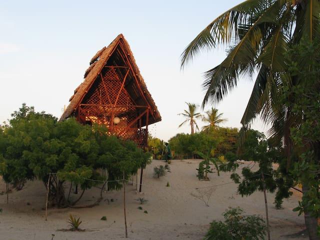 The Cool Eco Lodge - Lamu - Faház