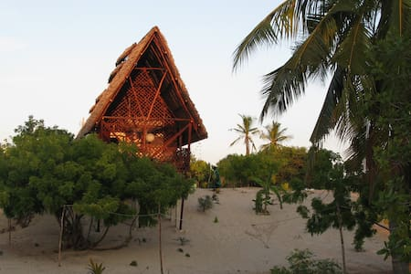 The Cool Eco Lodge - Lamu - Chalet