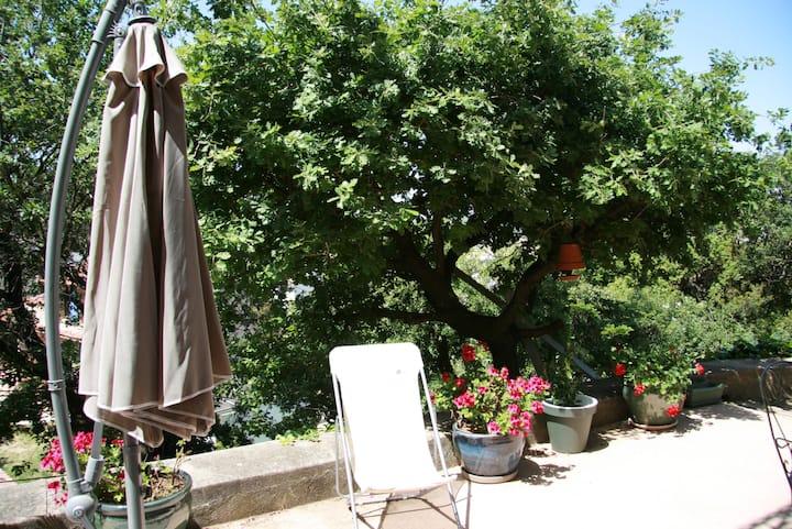 Studio spacieux avec terrasse ensoleillée de 25 m2