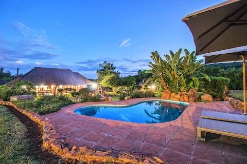 Bush Willow Camp - Al Thandiwe