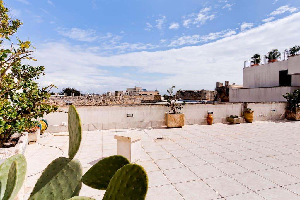 Apartment n.6 Otranto Apulia
