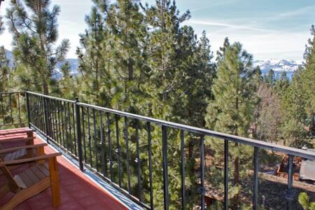 Stairway to Heaven w/Mountain Views
