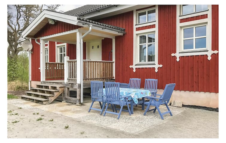 Holiday cottage with 2 bedrooms on 90m² in Ljungby