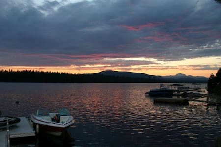 Lakefront Paradise in Lake Almanor - Chester
