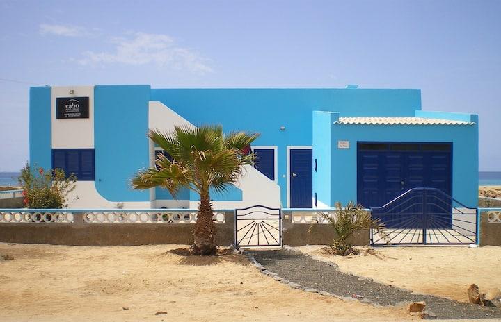 villa do mar, first line ocean