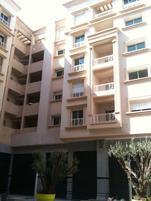 Casablanca Apartments For Rent