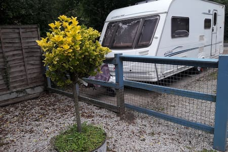 Cosy Caravan close to St Georges Park