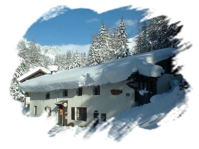Gîte-Refuge  Le Moulin - Chamonix-Mont-Blanc - House