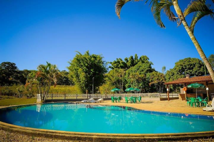 Suite Tripla Pousada Park Dos Lagos
