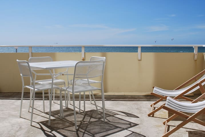 Appartement face mer - Berck - Appartamento