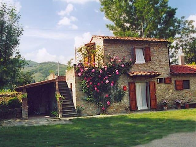 Old Tuscany Cottage - Casa Camilla - Province of Arezzo - Srub
