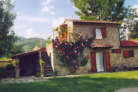 Old Tuscany Cottage - Casa Camilla - Province of Arezzo - Chalet