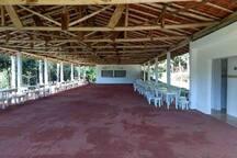 Salão para eventos.