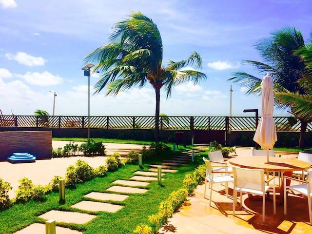 Bangalô à beira mar (Itamaracá) - Ilha de Itamaracá - Condomínio