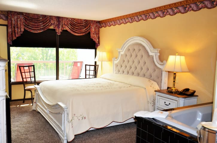Rivergate Mountain Lodge Suite 304