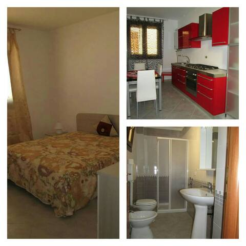 Gallipoli Bilocale ( Chiesanuova-sannicola) - Sannicola - Lägenhet