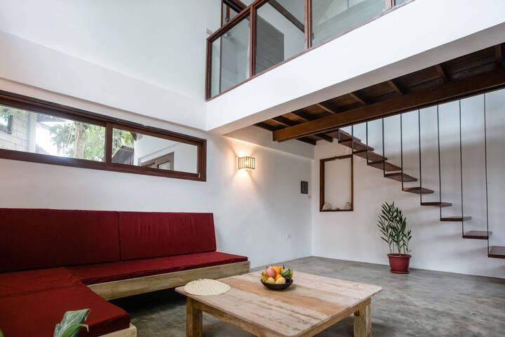 Casa Patxa Goofy house