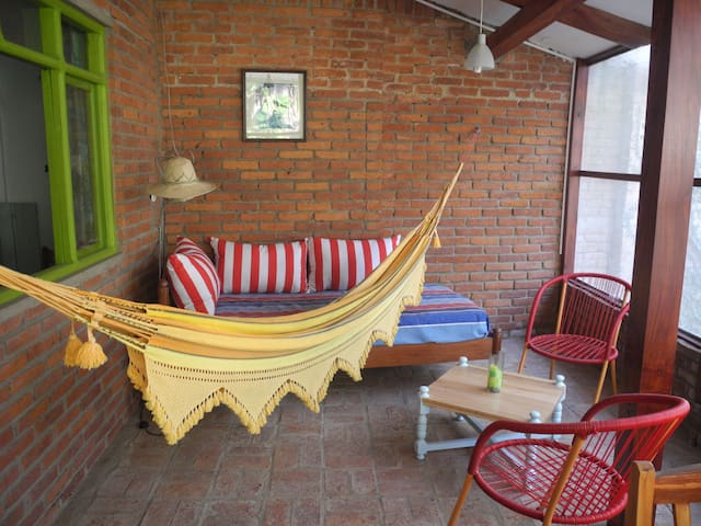 Lodge surrounded by Nature - Santa Cruz de la Sierra - Cottage