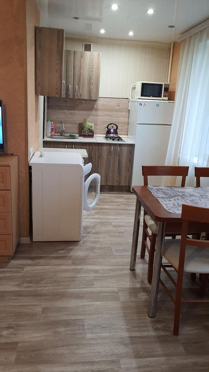 2хкомнатная квартира