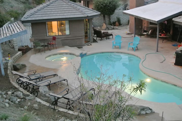 Casita on the rocks - Rancho Mirage - Pension