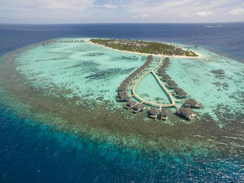AMARI HOVADDA MALDIVES SUNSET BEACH POOL VILLA