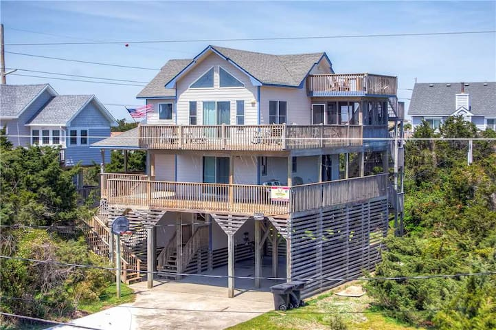 Oceanview, Short walk to Avon Pier-HotTub, DogFriendly, Klub Koru - 47