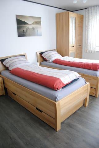 Ferienwohnung Waldblick 2 - Burladingen - Apartamento