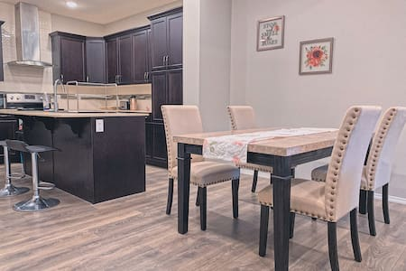 Sunny, cozy and spacious sweet home near airport