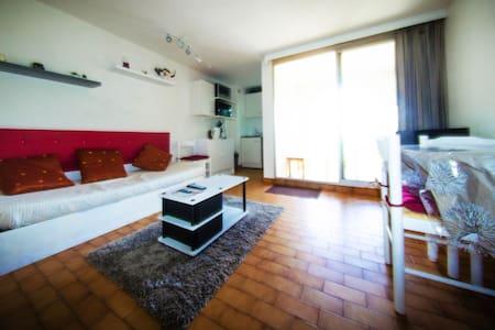 Appartement T2 au Logis du Langedoc - Gruissan