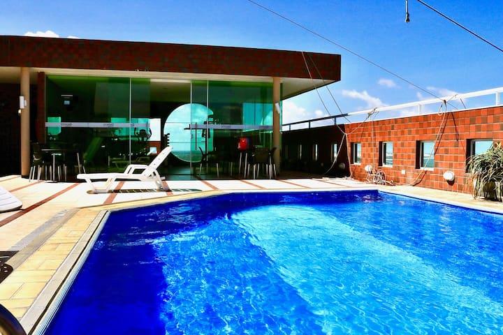 Flat 1305 - Hotel Othon Suites Natal