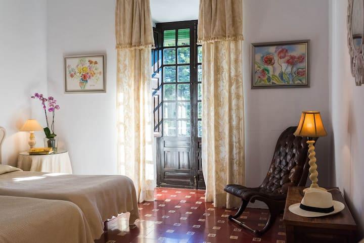 Palacete de Cazulas, Room 3