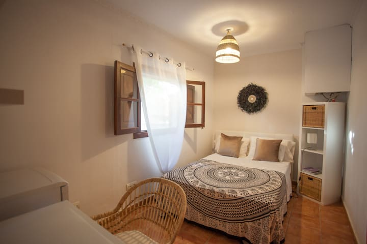 Suite Bedroom in Ibiza Playa Den Bossa