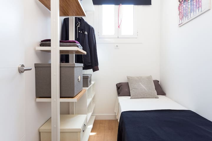 Lovely single room in a beautiful apartment