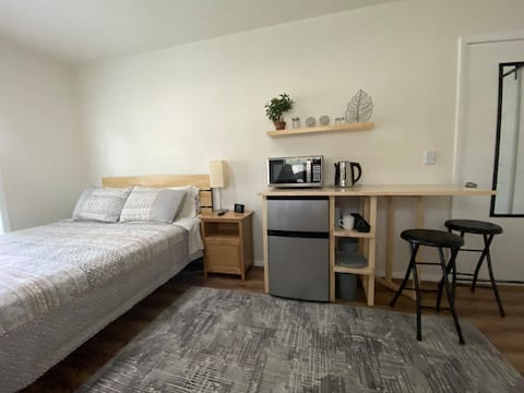 Cozy, newly remodeled, private Guest Suite