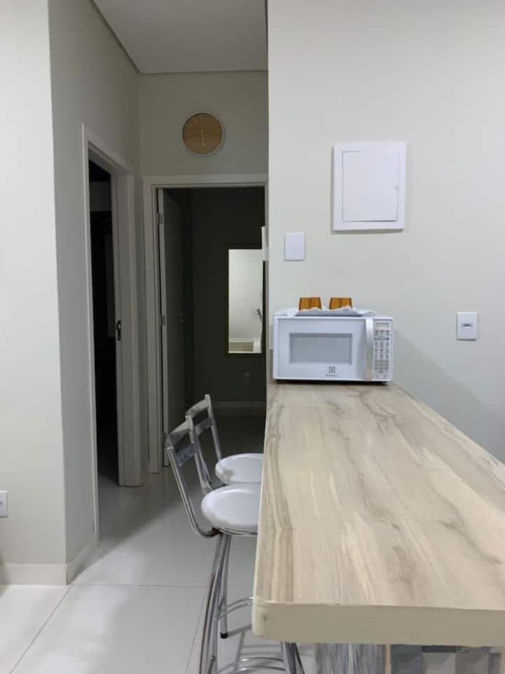 Apartamento em condomínio no Caçari