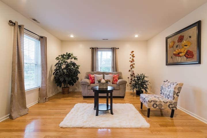 Elegance One Bedroom Apartment in Gated community