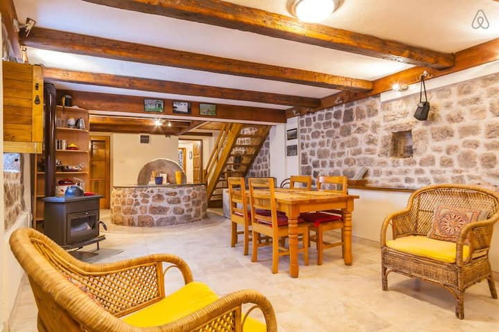 Lustica Mill House - Old Renovated Stone House