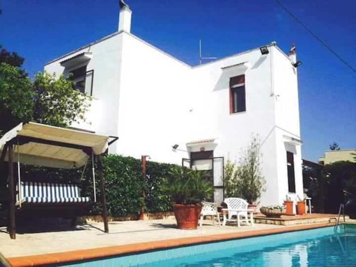 Villa Casa Busciana (appartamento 2)