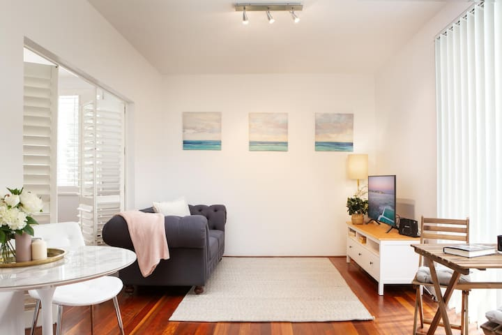 Tasteful Apartment With Balcony In Cammeray