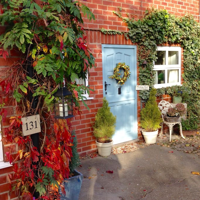 Autumn at the Potting Shed!