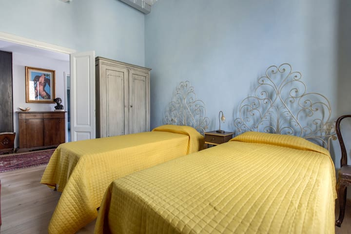 ModernApart Big on CHARM CarPark Wifi A/C TSAT - Firenze - Loft